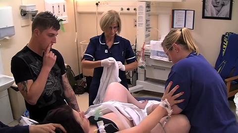 S3: Donna K Gives Birth to Freya