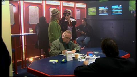Poker Farce