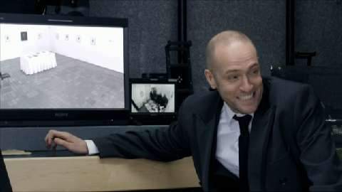 Derren Brown: Great Art Robbery Trailer