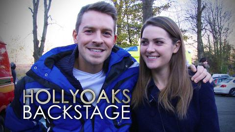 Hollyoaks Backstage: Fall Of Sienna