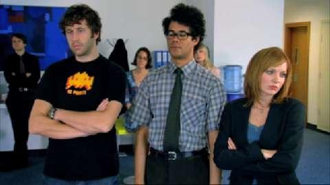 The IT Crowd Night Trailer