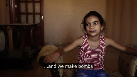 Syria's Children on the Frontline