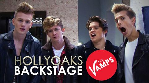 The Vamps Reveal All Backstage