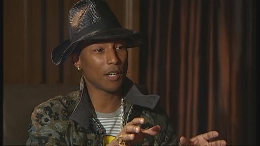 Pharrell Williams: Explaining 'Blurred Lines'