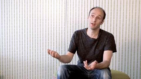 Series 3 Interview: Robert Popper