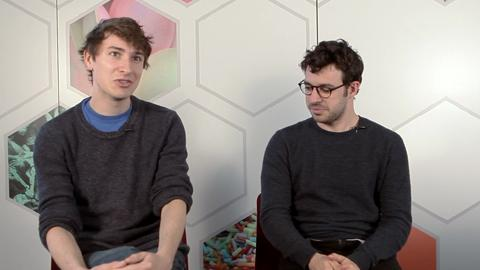 Series 3 Interview: Simon and Tom