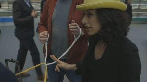 Sara's Rope Trick