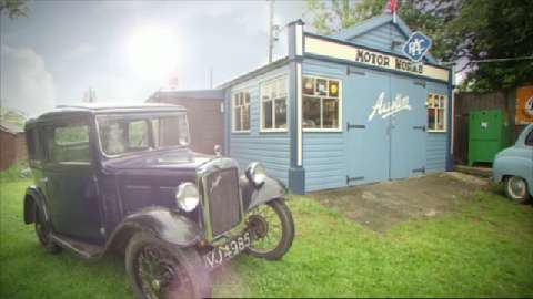 Amazing Spaces Shed of the Year - Trailer