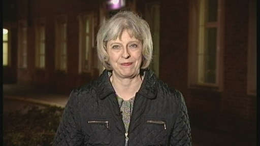 Theresa May: immigration has been good for the UK