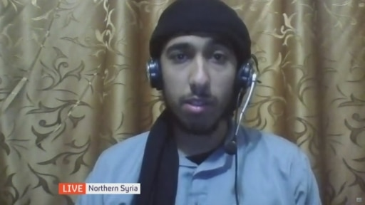 British jihadist fighter: why does UK view us as a threat?