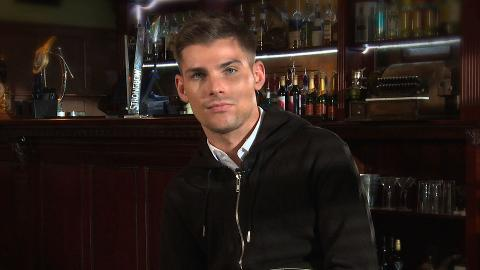 Kieron Richardson Talks About his HIV Storyline