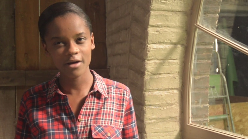 Letitia Wright Interview