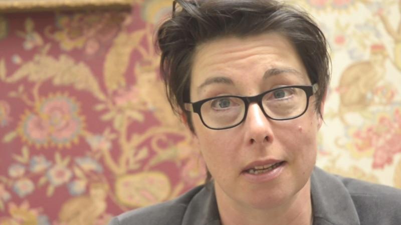 Sue Perkins Interview
