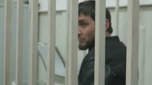 Suspect 'admits involvement in Nemtsov killing'
