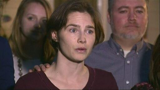 Amanda Knox murder acquittal: 'Meredith was my friend'
