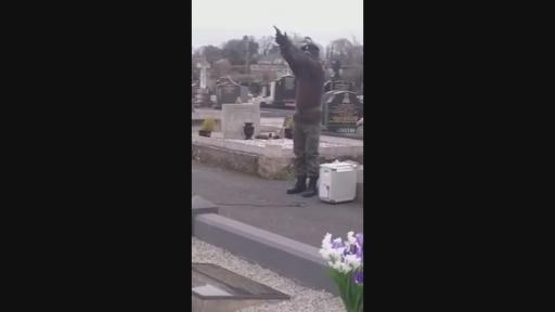 Continuity IRA make Easter 'show of strength'