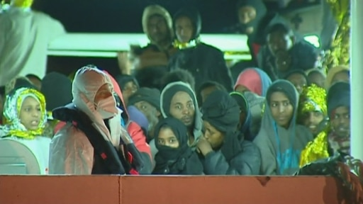 The Med's migrants - is it crunch time for Italy?