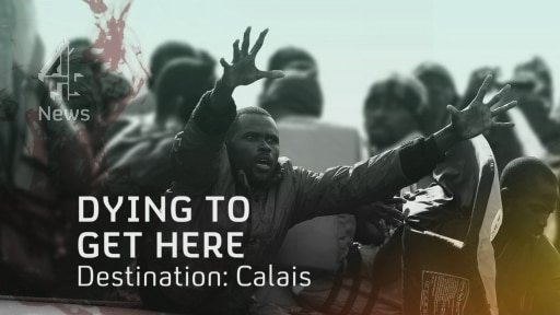 Migrant crisis: the camp housing migrants in Calais