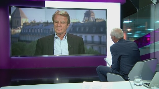 Kouchner: migrant rescue efforts 'not determined enough'