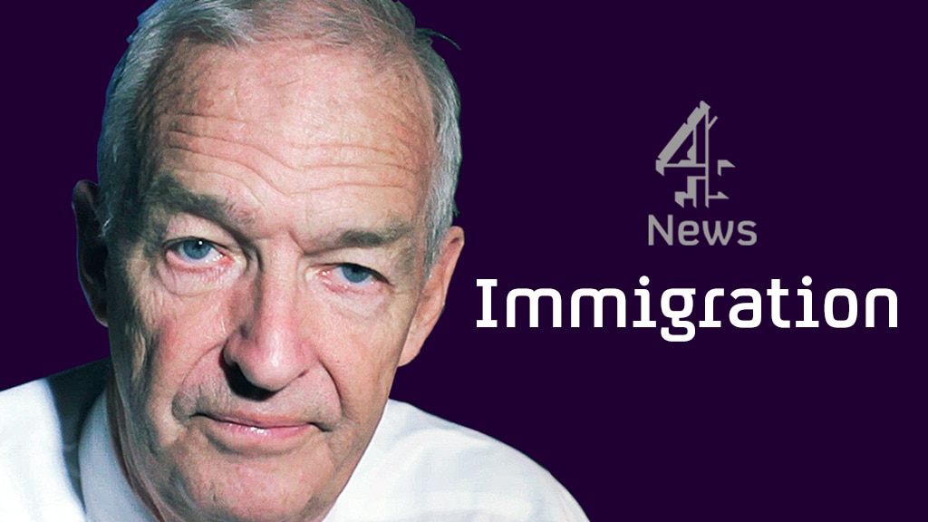 Immigration: is Britain getting full? Jon Snow Election Ep.5