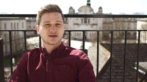 Youth Leader: Glenn Page (Plaid Cymru)