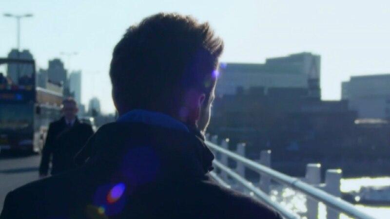The Stranger on the Bridge - Trailer