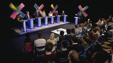 Youth Leaders Debate