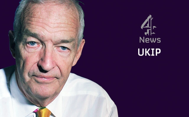 UKIP win: what changes? | Jon Snow Election Ep. 9
