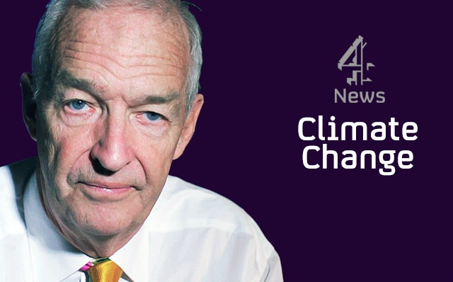 Climate change: why is no-one talking about it? | Jon Snow Election Ep.11