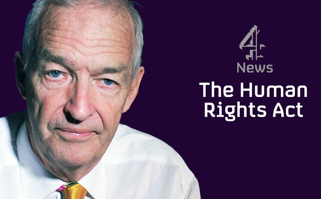 Human Rights Act: what now? | Jon Snow Election Ep.19