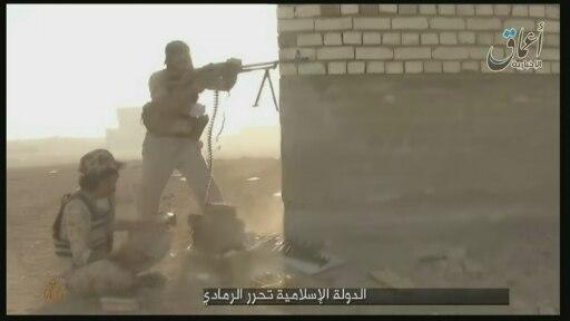 Ramadi falls to Islamic State militants