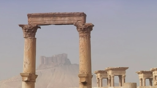 ISIS advances on ancient Syrian city of Palmyra