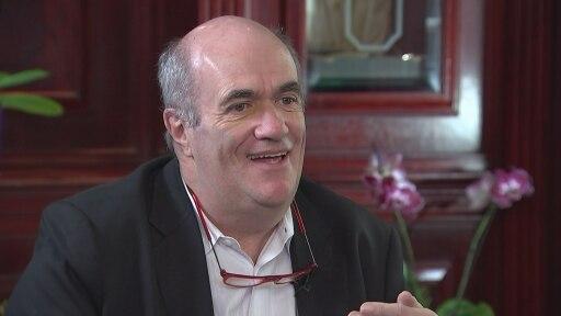 Colm Toibin on Ireland's Gay Marriage vote