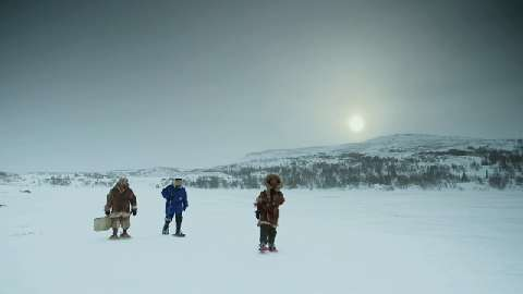 Kevin McCloud's Escape to the Wild - Sweden