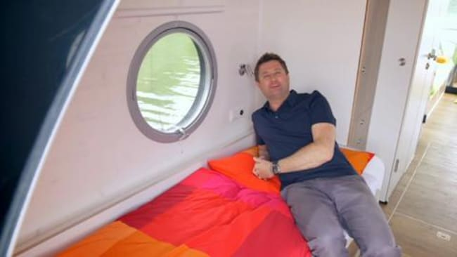 George Clarke\'s Amazing Spaces - Clips & Extras - S5-Ep7: Floating ...
