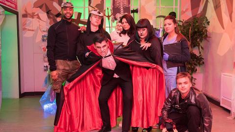 Hollyoaks Halloween: Live Replay