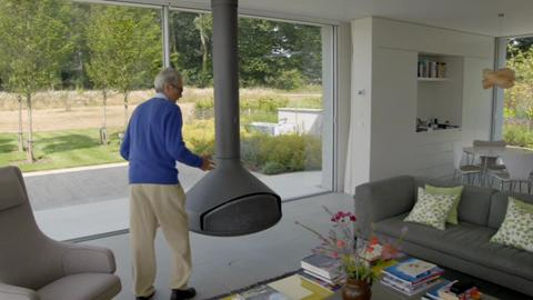 Grand Designs: House Of The Year   Clips U0026 Extras   S1 Ep1: Sleek Design    All 4