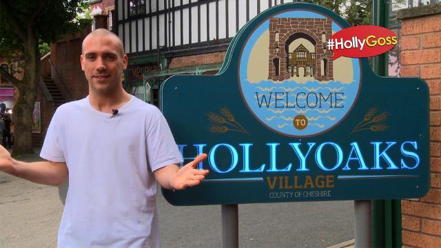 #HollyGoss - Adam Can Sign!