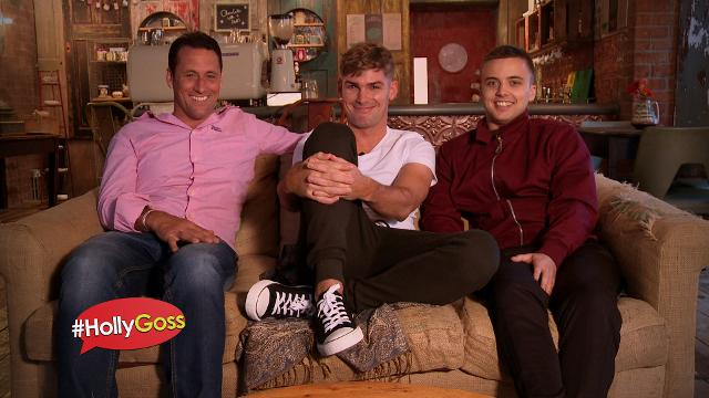 #HollyGoss - Can Harry & Tony Save Ste?
