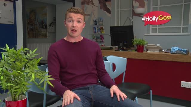 #HollyGoss - Meet Nick Savage
