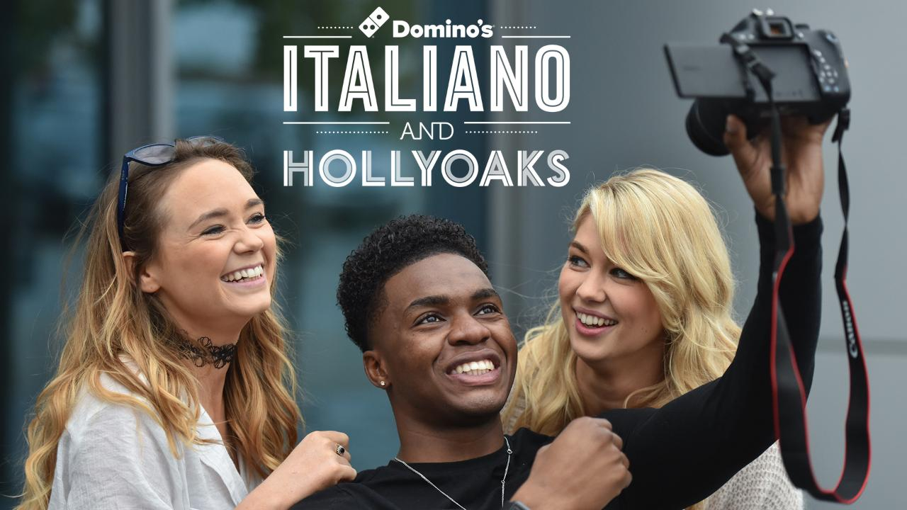 Domino's Competition: Win a Trip to Hollyoaks!