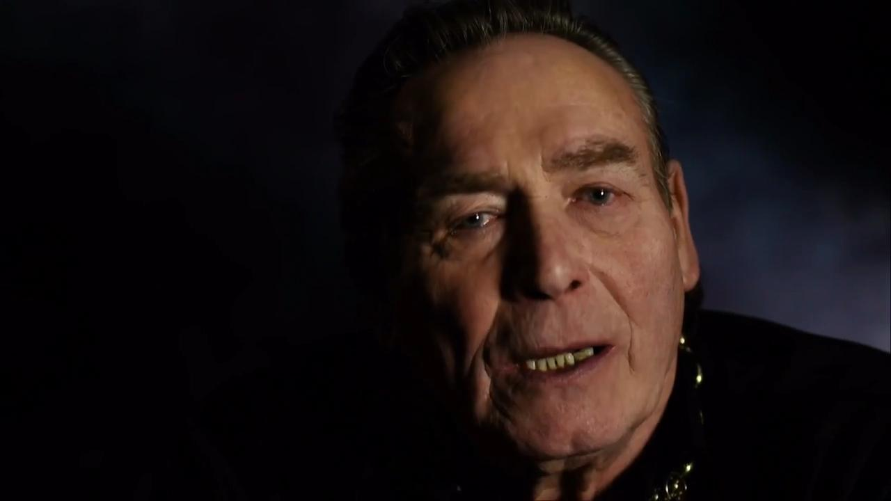 Bobby George on the Lakeside final