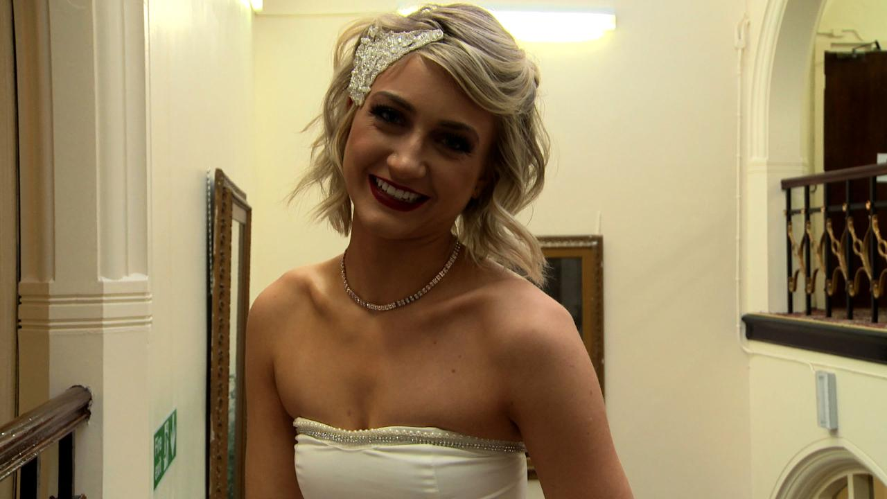 Goodbye Ashley: Farewell to our Beautiful Bride