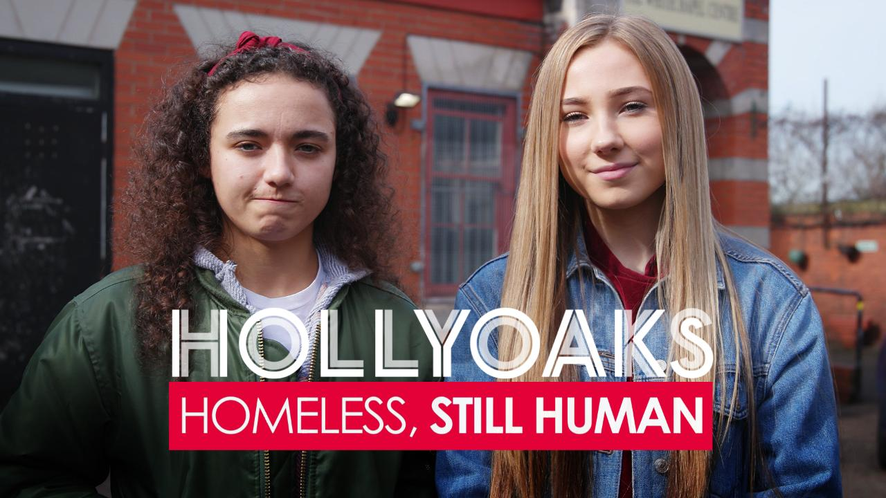 Hollyoaks: Homeless, Still Human