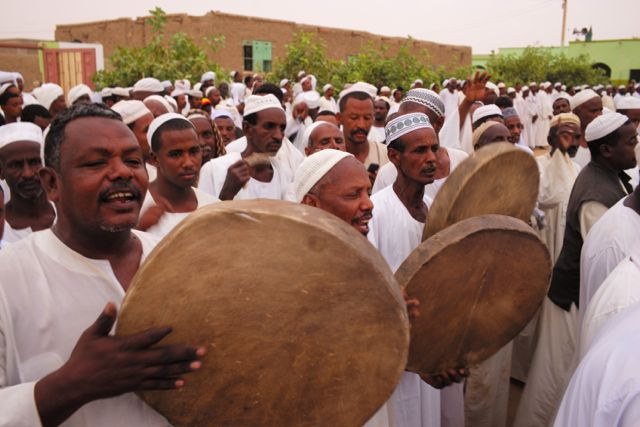 Day 174 - Sudan: Dancing and Festivities