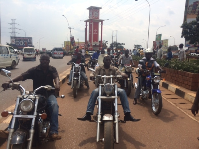 Day 47 - Into Kampala and then Another Amazing Welcome