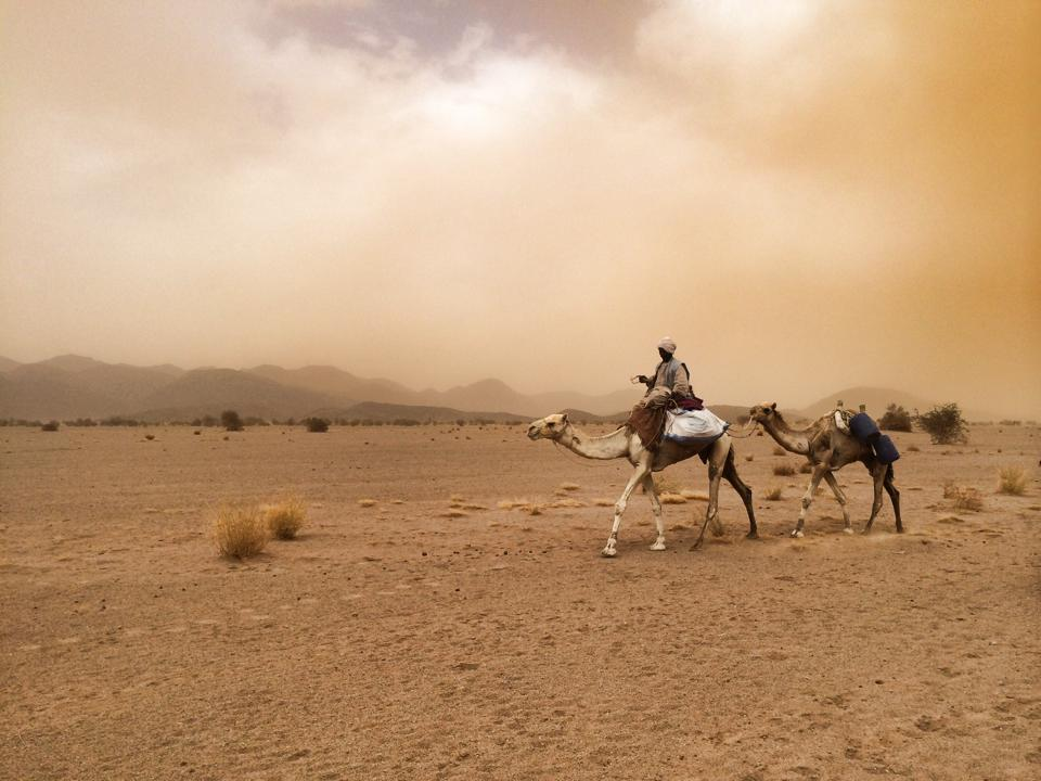Day 173 - Sudan: Hello Haboob!