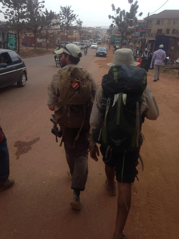 Day 46 - Final Push to Kampala