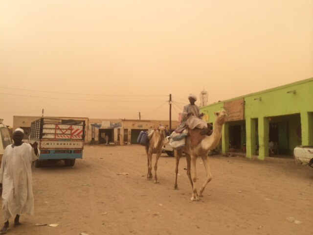 Day 197 - Sudan: Gold Hunt