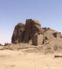 Day 195 - Sudan: Deffufas of Kerma